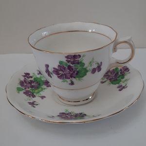 Colclough 1948 Tea Cup&Saucer